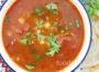 Вегетарианский суп чорба фрик