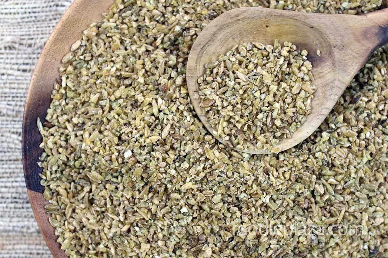 Пшеница фрике