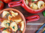Итальянский овощной суп с тортеллини